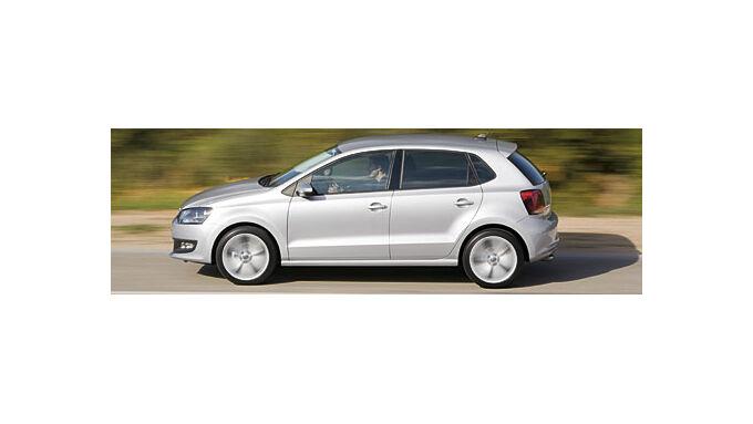 VW Polo: Kleiner Bruder ganz groß