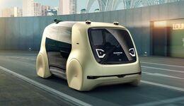 Wie der VW-Konzern Elektro-Weltmarktführer werden will