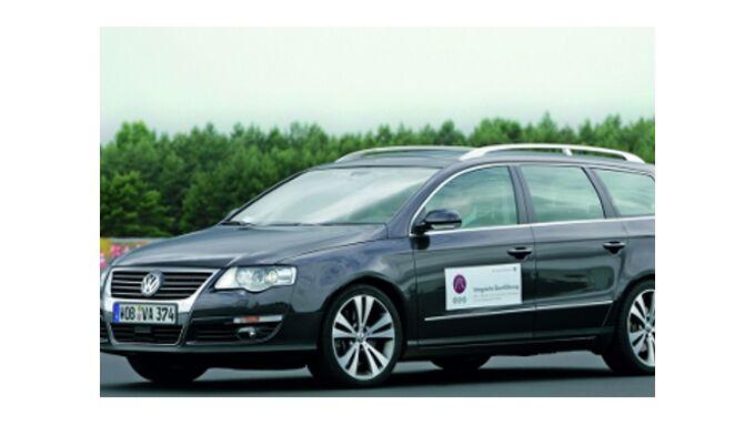 VW testet neue Assistenzsysteme