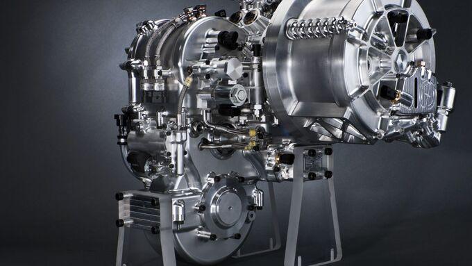 Volvo, Bremskraftrückgewinnung, Schwungrad, KERS
