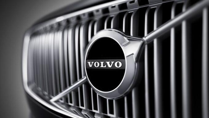 Volvo Logo XC90