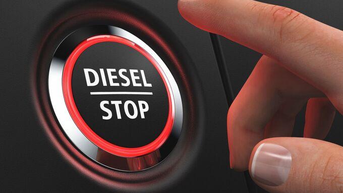 diesel, fahrverbot, start, stopp, schalter