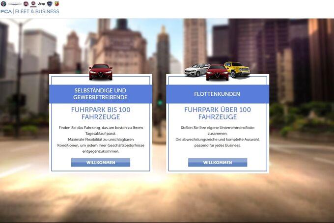 fca website flottenmanager