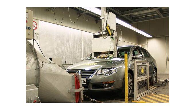 ADAC: VW Passat ist Saubermann