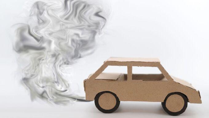 Abgas, Emissionen, CO2, NOx, Stickoxid
