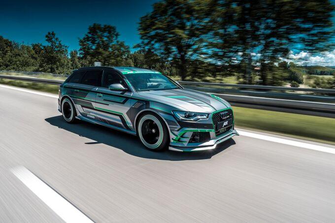 Abt Sportsline Audi RS6 2018