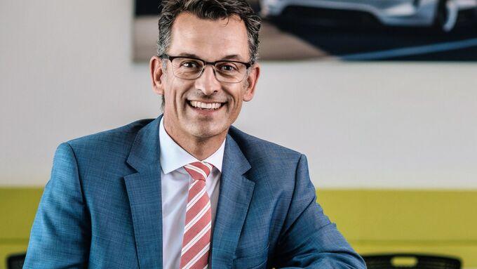 Alexander Pollich wird neuer Geschäftsführer von Porsche Deutschland