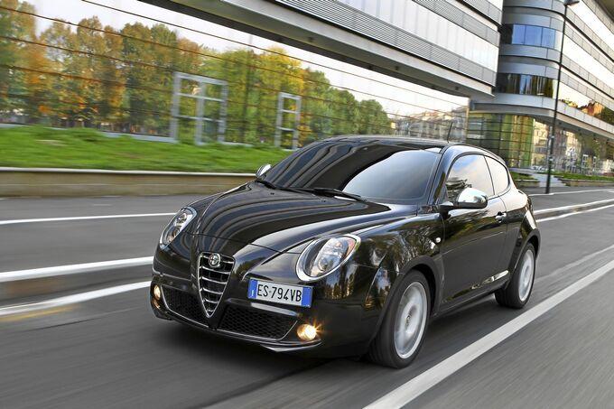 Alfa Romeo Mito MJ 2014
