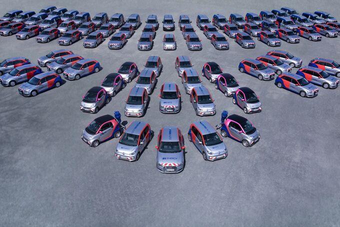 Alternative Antriebe, BS Energy, Flotte, Fuhrpark