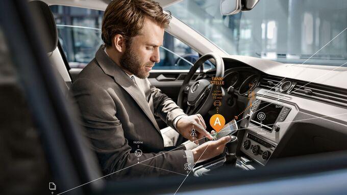 App Fahrer AlphaGuide Alphabet