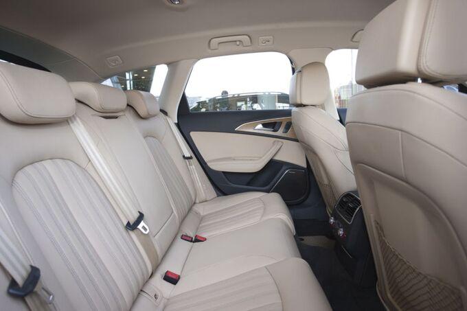 Audi A6 allroad Fond