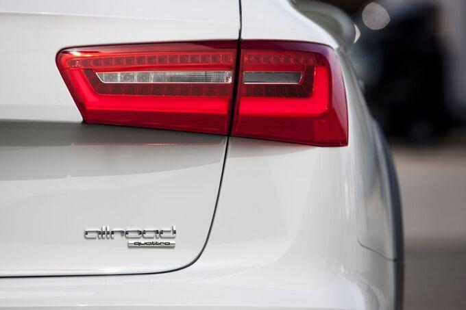 Audi A6 allroad Rücklicht