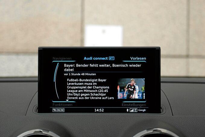 Audi Multimedia-System