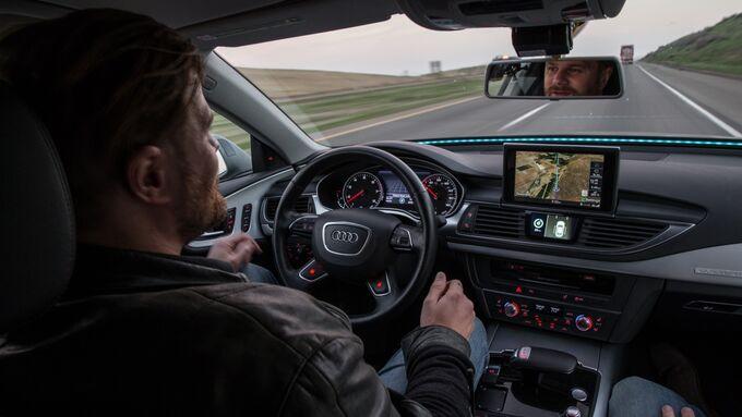Audi auf der CES