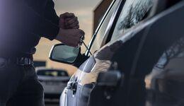 So schützen Sie Auto und Inhalt