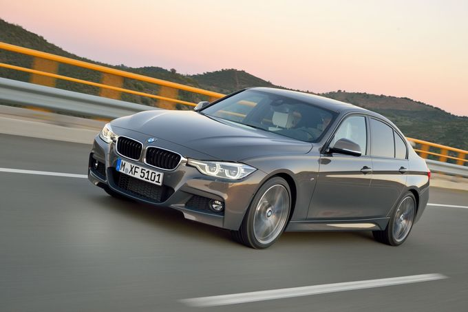 BMW 330e iPerformance 2015