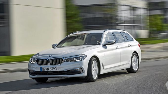 BMW 520d Eff. Dynamics Edition 2017