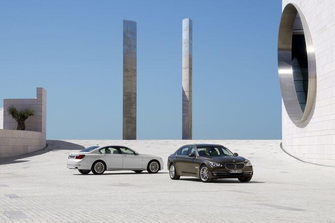 BMW 7er Facelift 2012