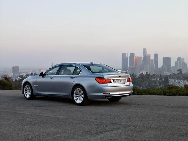 BMW Active Hybrid7