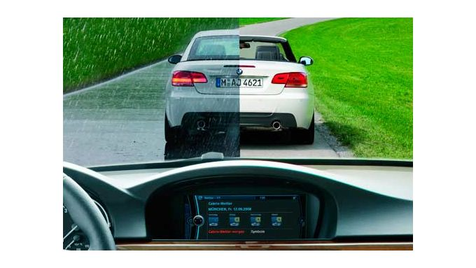BMW Connected Drive verspricht Entlastung des Fahrers.