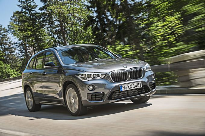 BMW X1 sDrive 18i 2016
