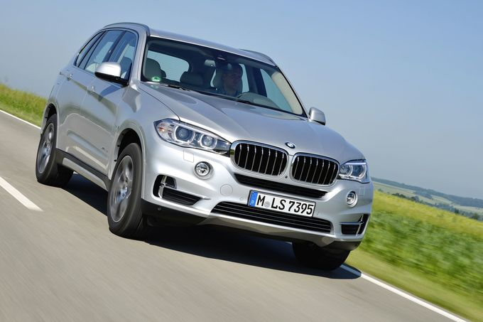 BMW X5 Sdrive 25d 2015