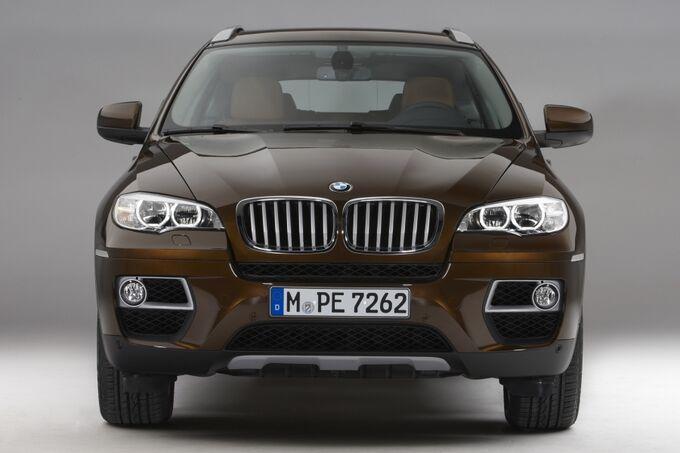 BMW X6 Facelift