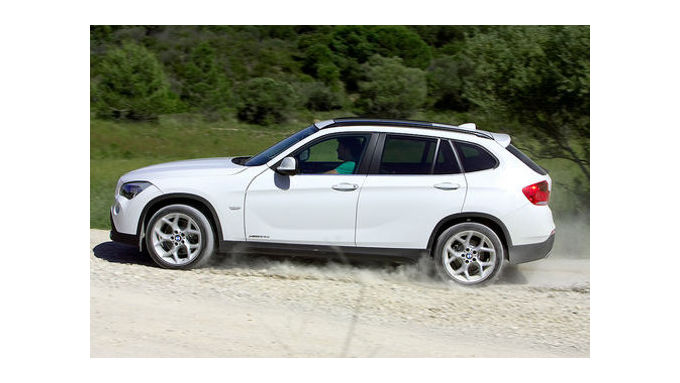 BMW führend bei sparsamen SUV