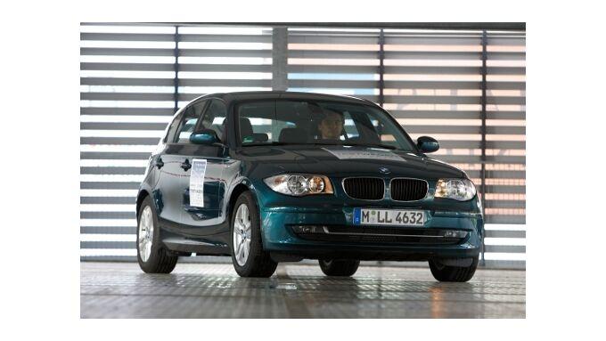 BMW gewinnt in der Kompaktklasse