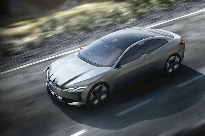 BMW i Vision Performance Konzeptfahrzeug 2018