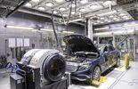 Bei den Mercedes-Prüfständen für WLTP-Messungen handelt es sich um Hightech-Labore