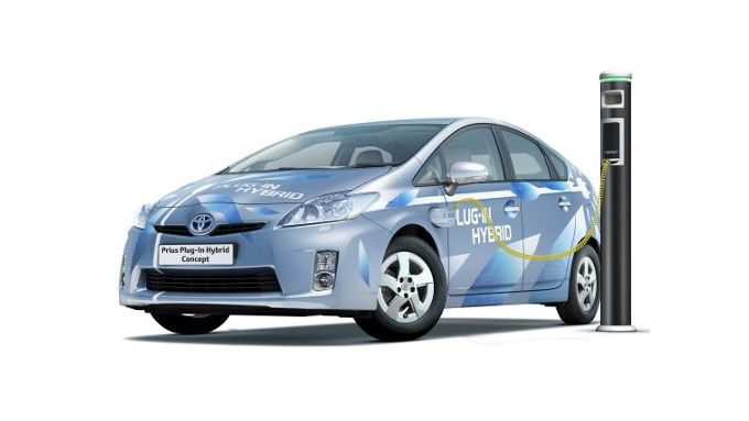 CO2: Toyota peilt 60 g/km an