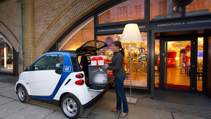 Carsharing Recht/Steuern