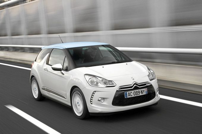 DS3 Blue HDi 100