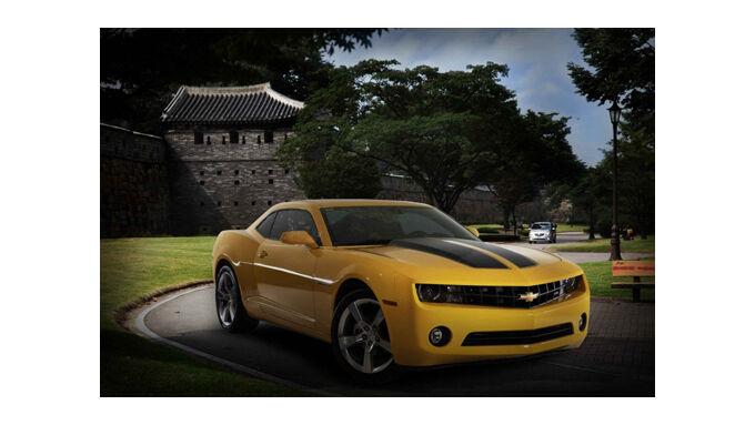 Daewoo wird Chevrolet