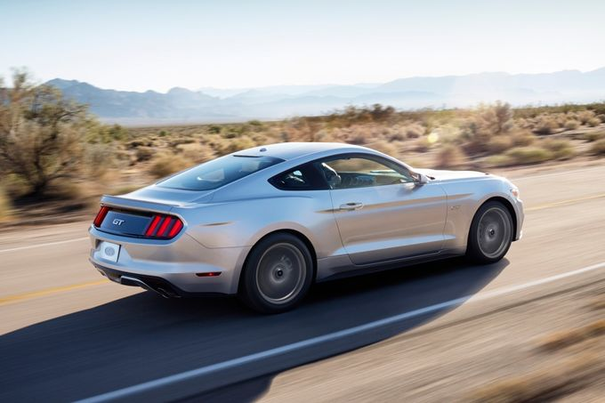 Der neue Ford Mustang