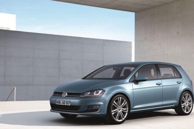 Der neue VW Golf