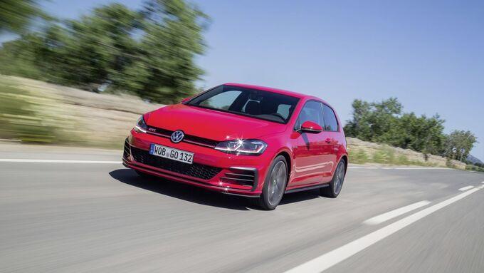 Der neue Volkswagen Golf GTI Performance