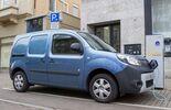 Details Ladesäule Elektrotankstelle