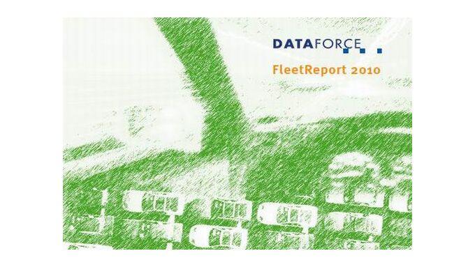 Die zweite Auflage des Dataforce-Fleet-Report ist erschienen