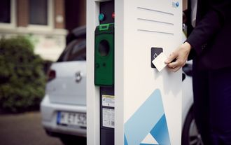 Digital Energy Solutions ladesäule laden elektromobiltät stromtankstelle