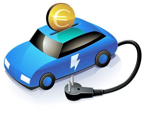 E-Auto Elektroauto steuer förderung Geld