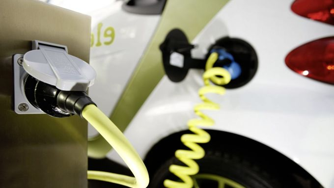 Elektroauto, Kabel, Strom
