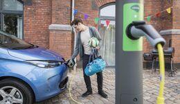 Stärkere Förderung für E-Autos
