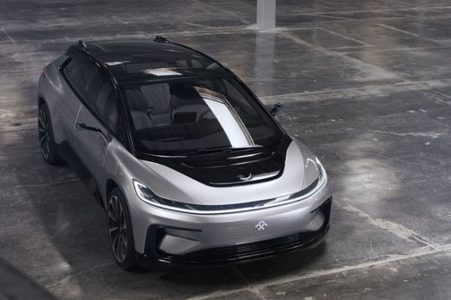 Faraday Future FF91 2018