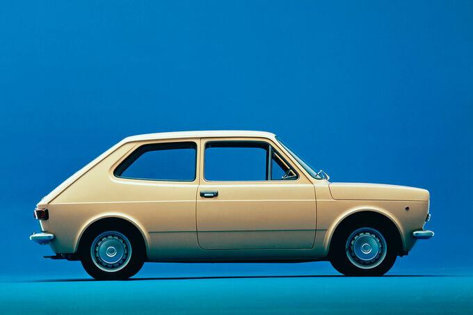 Fiat 127, Seite