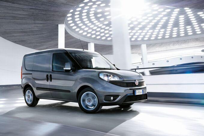 Fiat Doblò Cargo 2016