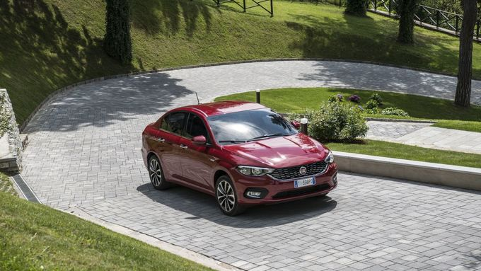 Fiat, fahrend