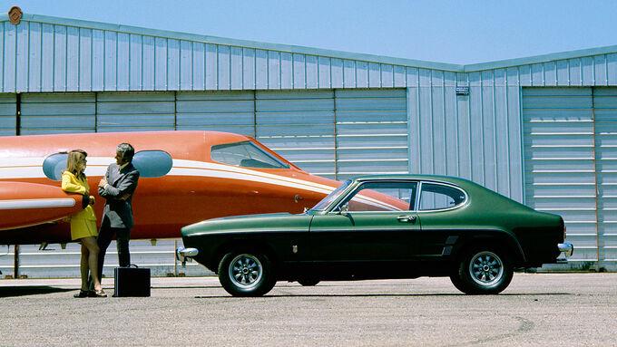Ford Capri, Luxus