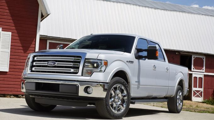 Ford, Ford F, Pick-up